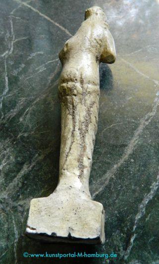 Antik Römische Göttin Venus - Statuette - 2.  Jhr.  N.  Chr.  - Museale Replik Bild
