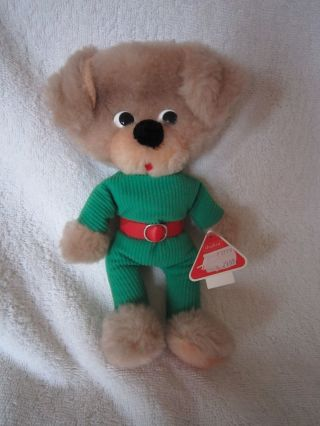 Schuco Baby Hund Mit Schild Bild