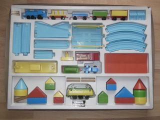 Elektrische Plastikeisenbahn