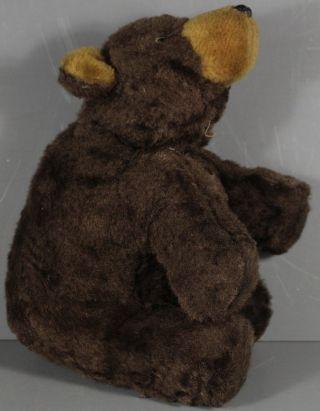 Bär Bear Teddy Teddybär Zugbär Spielzeug 20er - 40er Jugendstil ? Art Deco ? Antik Bild