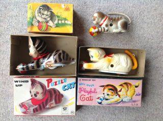 Katzen,  Cats,  Köhler,  Japan Bild