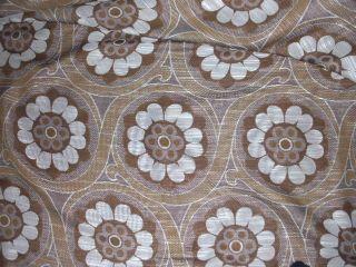 2 Stores Orig.  70er 2m 115 Cm Gardine Reto Panton Bauhaus Shabby Orig.  70 ' S 60er Bild
