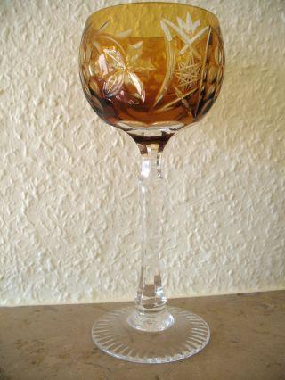 Römer Wein Kristall Glas