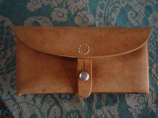 Gürteltasche,  Sattlerleder,  Tasche,  Mittelalter Bild