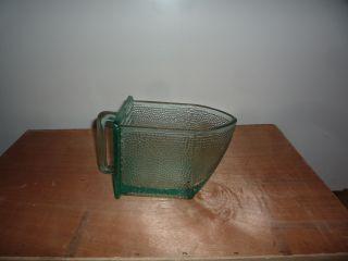 Schöne Antike Glas - Schütte,  Groß Bild