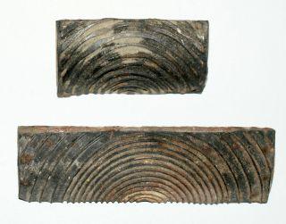 Alter Maserierwerkzeug Für Holzstruktur Bild