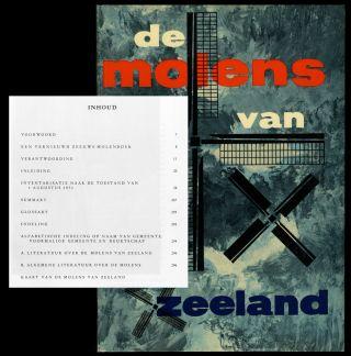 De Molens Van Zeeland Mühlen Mühlengeschichte Müller Bild