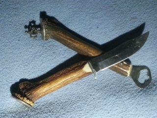 ,  Lederhosenmesser Und Ersatz - Tracht - Unikat, Bild
