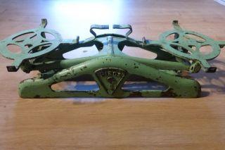 Alte Antike Waage Krämerwaage Für Sammler Bild