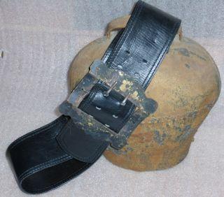 Uralte Grosse Glocke,  Kuhglocke Mit Originalschnalle,  Ca.  1940 Bild