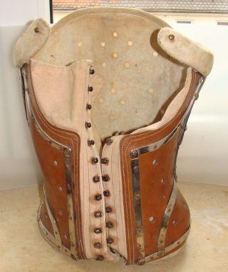Orig.  Damen Korsett 18 - 19 Jahrhundert Bild