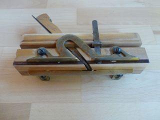 Falzhobel,  Altes Werkzeug,  Eine Rarität Bild