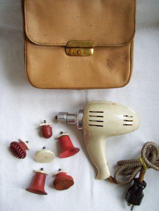 Altes Massagegerät Massage - Gerät 50er 60er Jahre Ddr - Nachlass