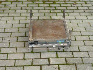 Soehnle Waage Antik Bis 48kg Bild