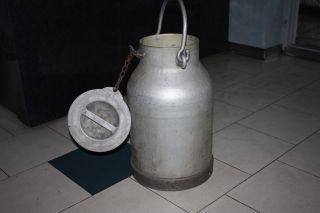 Milchkanne 20 L - Alt - Von Der Bmv Nbg. Bild
