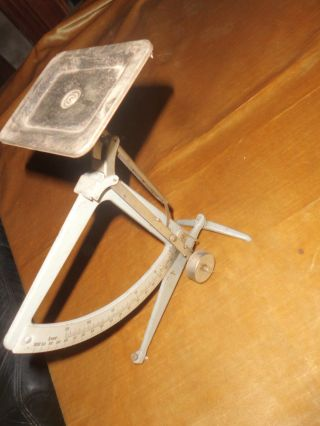 Briefwaage - 26cm Hoch - - 1000g Bild
