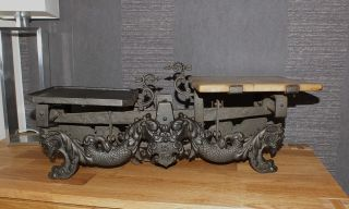 Alte Balkenwaage,  Krämerwaage Bis 15 Kg,  Haushaltswaage,  Antike Waage Bild