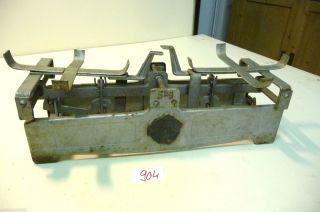 Nr.  904.  Alte Waage Marktwaage 5 Kg Old Balance Scale Bild