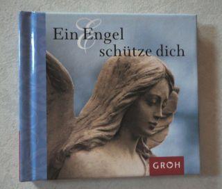 Buch Büchlein Ein Engel Schütze Dich 9783890089072 Weihnachtsgeschenk Bild