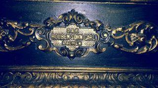 Antiker Gasofen Bild