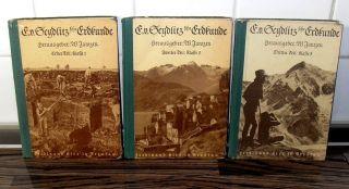 E.  V.  Geydlitz ' Sche Erdkunde / Teil 1 - 3 / 1939 - 42 / Bild