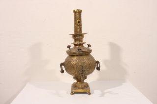 Antiker Teekocher Samuwar 19 Jhd.  Pers. Bild