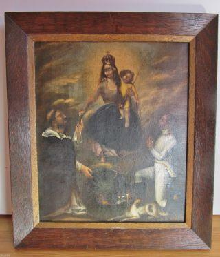 Friedrich Josias Von Sachsen - Coburg - Saalfeld ?antikes Ölgemälde 8ten Merz 1793 Bild