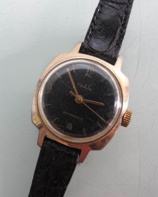Herrenarmbanduhr Armbanduhr Ruhla,  Dugena Festa Handaufzug 2 Uhren Bild