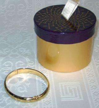 Antike Echtschmuck Armreif Gold 333/gewicht:17,  1 G Mit Geschenkbox Wert 800,  - Bild