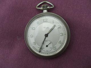 Alte Taschenuhr Kienzle,  Aus Einem Nachlass,  Funktionsfähig Bild