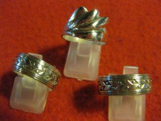 Ring,  Schmuck,  Silber,  925er,  830,  Sammlung,  Nachlass,  Von Oma,  Erbe,  Erbschaft Bild