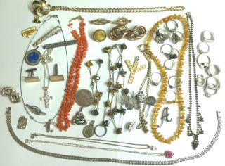 Konvolut 800/835/925/333/585 Gold & Silberschmuck Sofort Tragbar,  Biedermeier Bild