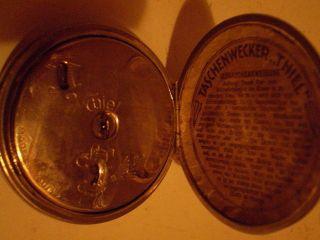 Alter Taschenuhrenwecker (thiel) 20er - 30er Jahre Bild