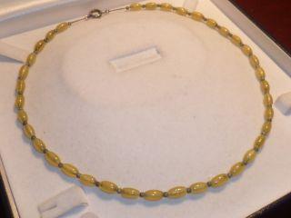 Alte Halskette Aus Nachlass,  43 Cm,  17,  2 Gramm Bild