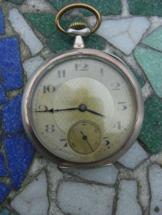 Taschenuhr Myrto 800er Silber Bild