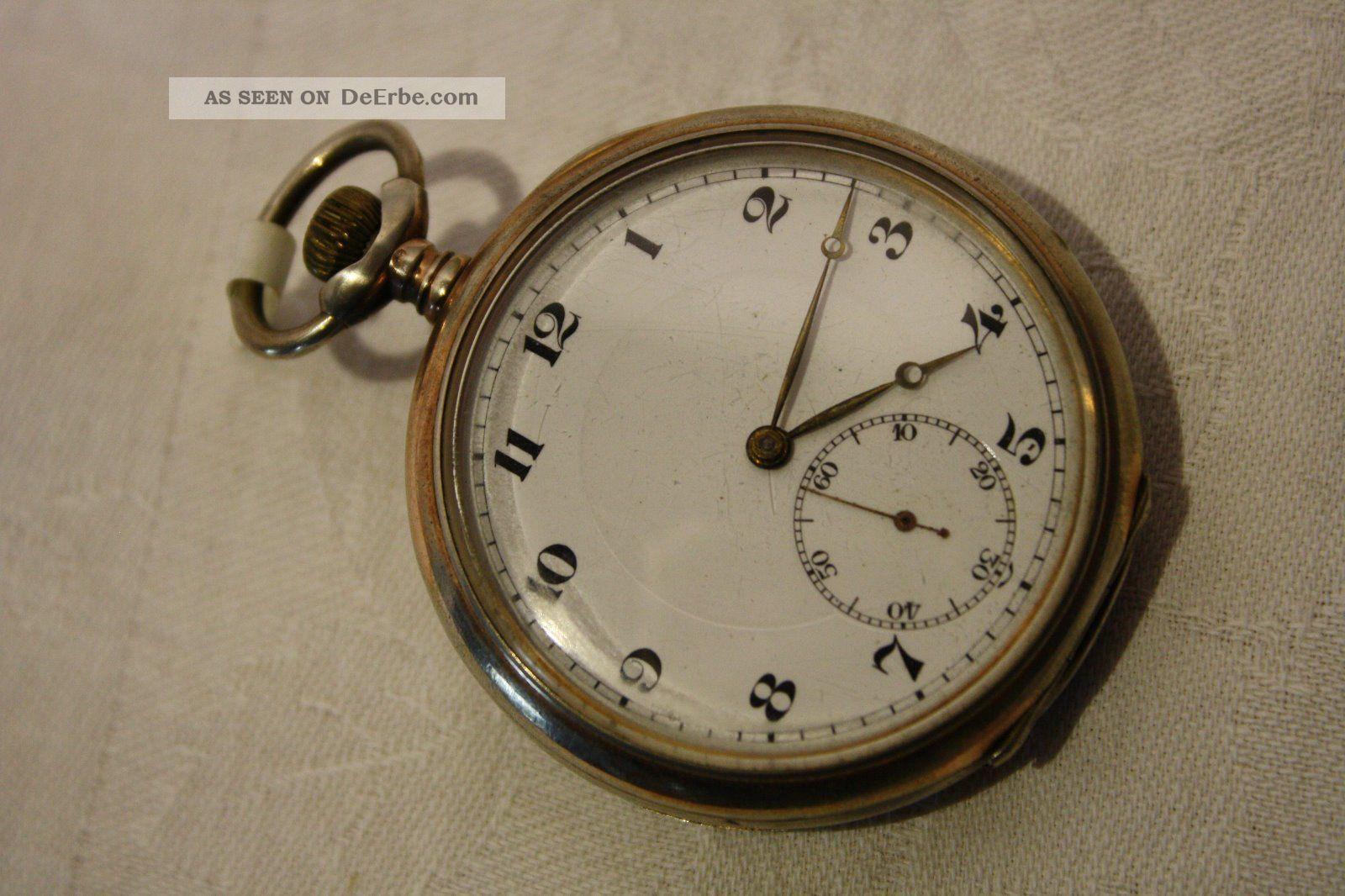 Antike taschenuhr  Antikschmuck - Uhren - Taschenuhren - Antiquitäten