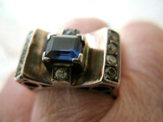 Fahrner Modell Ring Art Deco Gr 57,  5 Bild