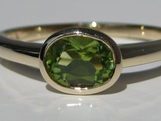 Sehr Schöner 375 Gelbgold Ring,  9 Kt.  Gold Ring Goldring Bild