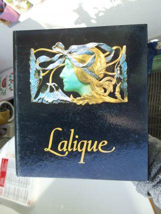 Lalique Schmuckkunst Des Jugendstils Bay.  National Museum 1987 - 1988 Bild