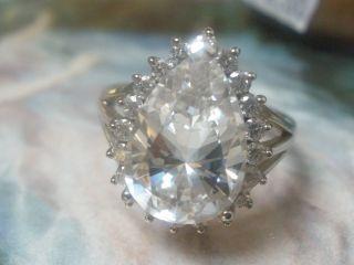 Hilfe Von Magischen Wesen 925 Silber Hexenring Von Echter Kristallhexe Bild