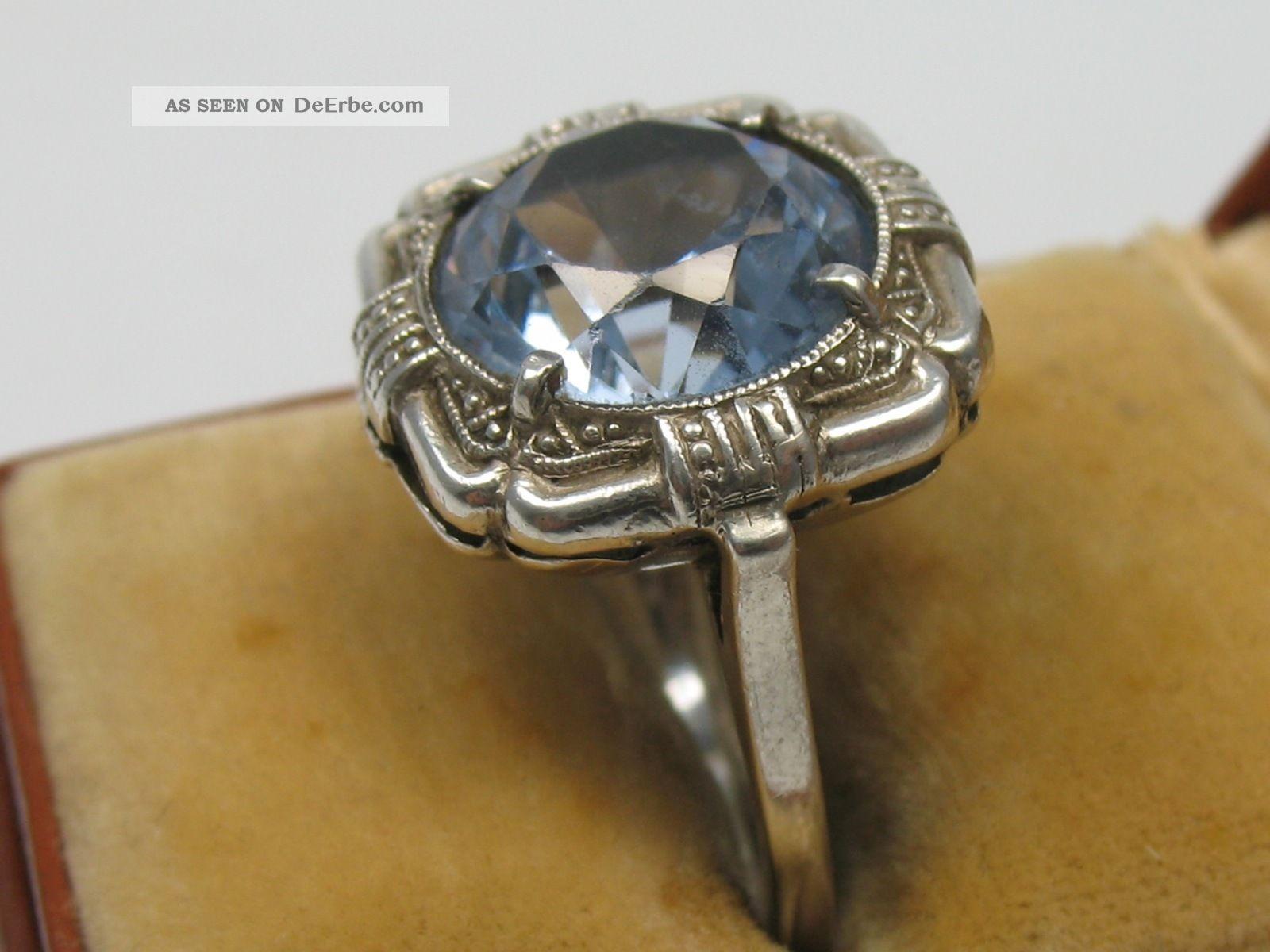 Antikschmuck Schmuck Accessoires Ringe Antiquitäten