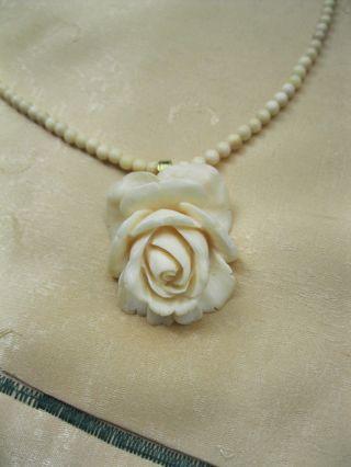 Erbacher Rose Halskette Bild