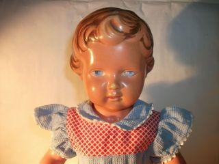 Schildkröt Puppe Ca.  36 Cm Groß Bild