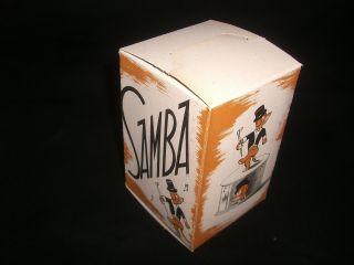 Originalkarton Karl Bub Samba Tanzende Hunde Von Ca.  1950 Bild