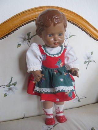 Schildkröt Puppe Erika 46 Cm Mit Zertifikat Bild