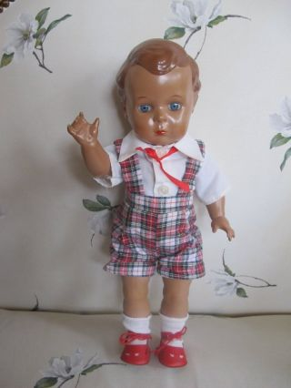 Schildkröt Puppe Hans 34 Cm Mit Zertifikat Bild
