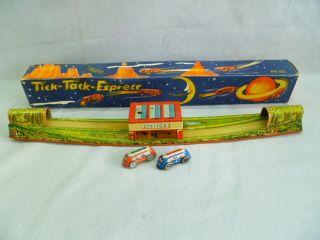 Niedermeier Tick - Tack - Express Aus Den 50er Jahren Bild