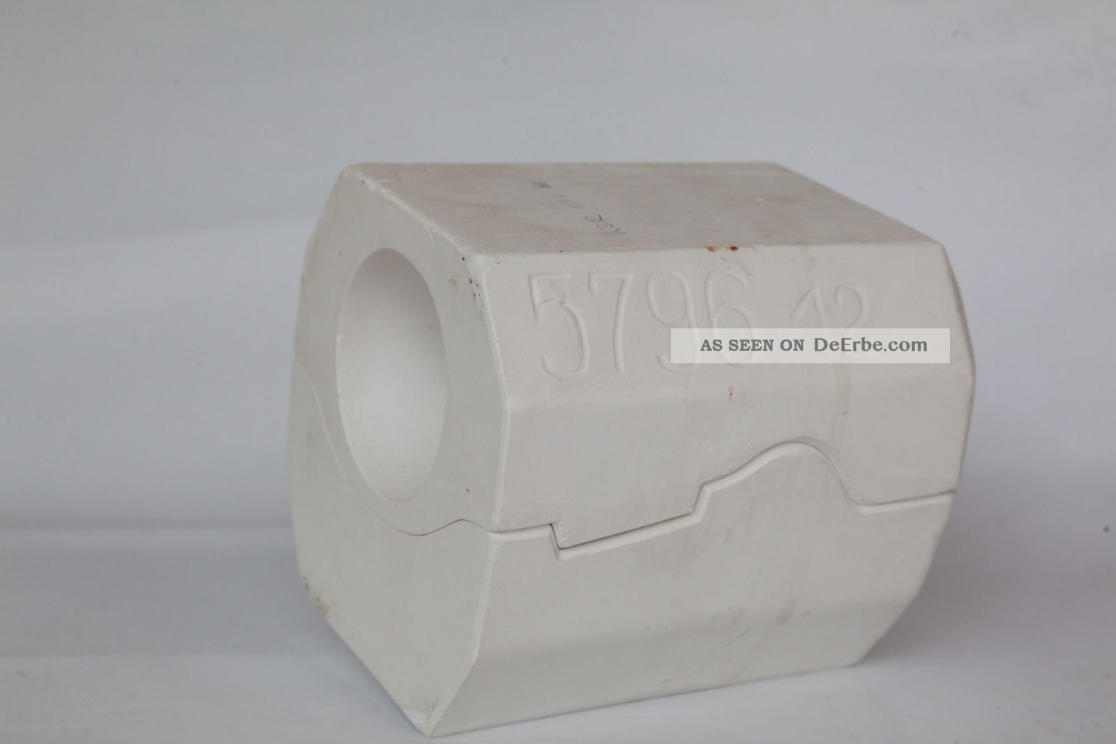 Gießform Für Porzellan - Puppenkopf K&r 114 Kl Porzellankopfpuppen Bild