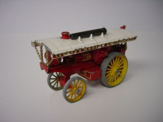 Lesney Model Of Yesteryear No.  9 Fowler Showman Engine Bild
