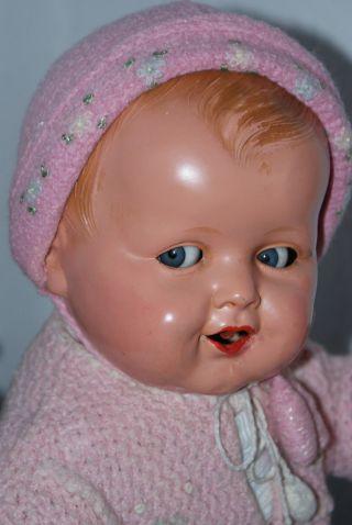 Süßes,  Uraltes,  Großes Puppenkind
